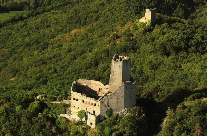 route-des-vins-d'Alsace-châteaux-forts-Alsace