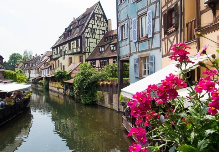route-des-vins-d'Alsace-visiter-Colmar-route-des-vins