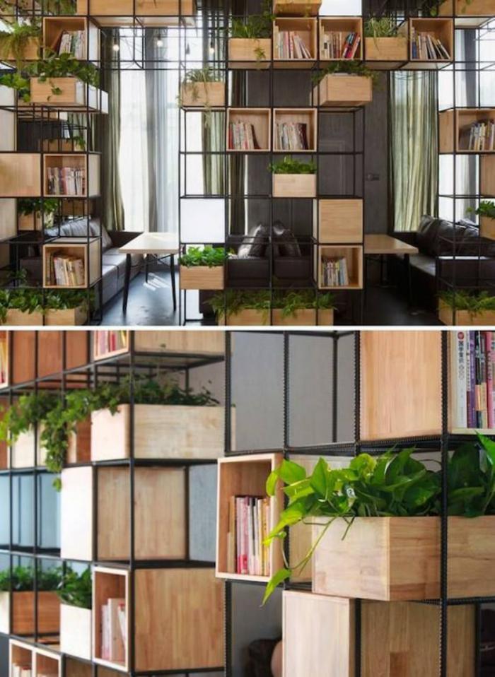 Deco Hippie Chambre : Cette étagère multifonction va changer l'ambiance en lui donnant …