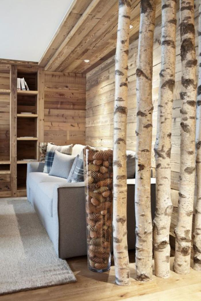 La s paration de pi ce en 83 photos inspiratrices for Decoration maison nature