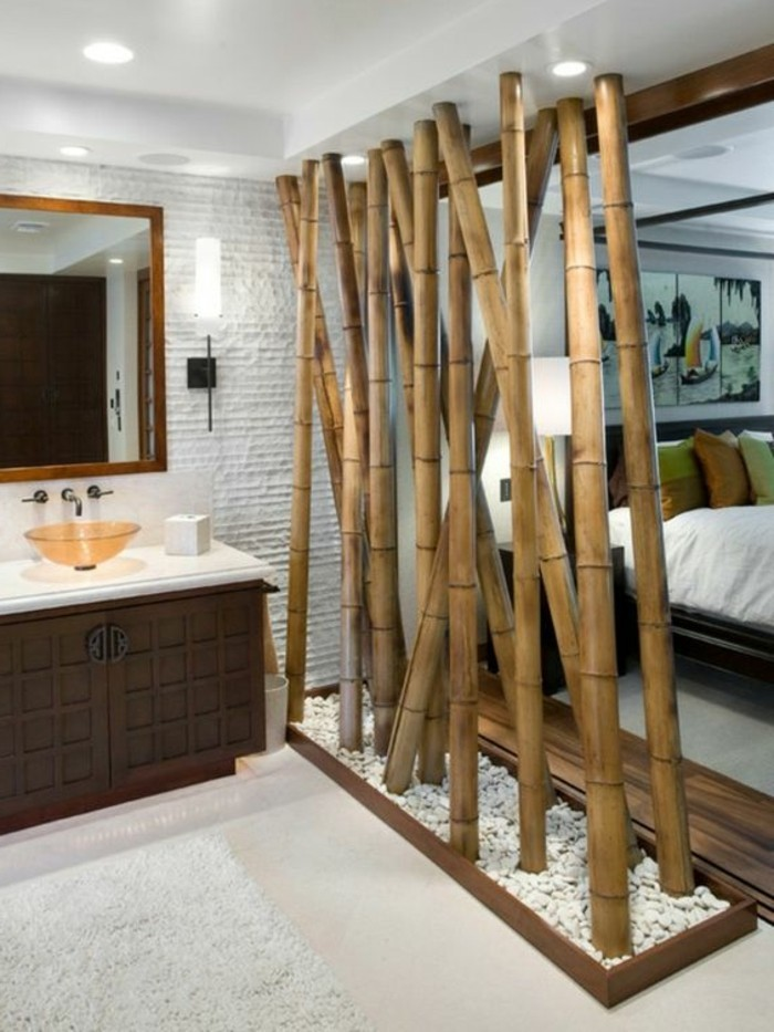 Quelle couleur salle de bain choisir 52 astuces en photos for Stratifie mural salle de bain