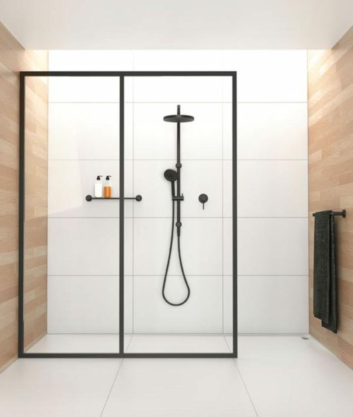 salle de bain beige et blanc elegant salle de bain. Black Bedroom Furniture Sets. Home Design Ideas