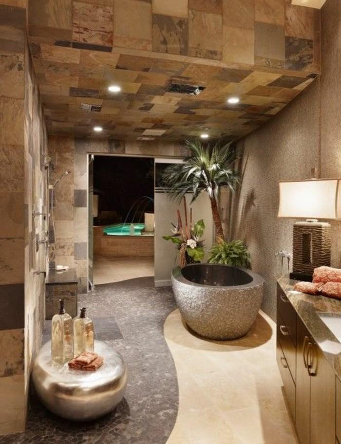 Quelle couleur salle de bain choisir 52 astuces en photos for Deco zen pas cher