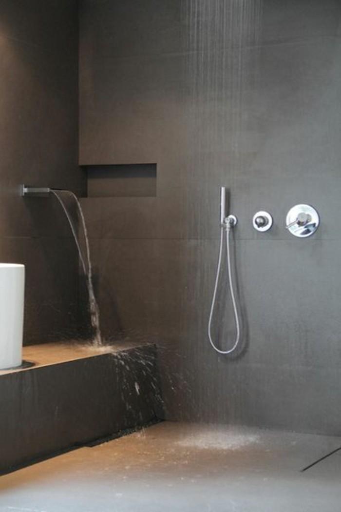 La salle de bain avec douche italienne 53 photos for Salle de bain design moderne
