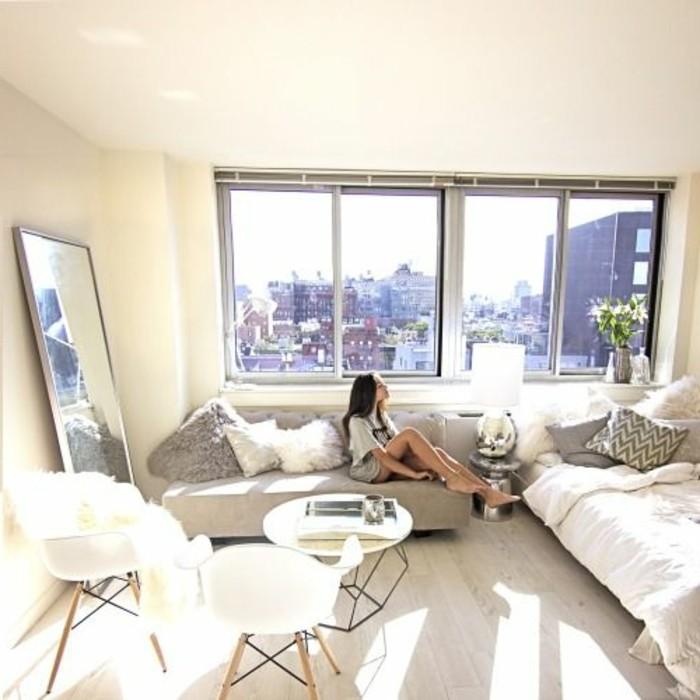 Meubler un studio 20m2 voyez les meilleures id es en 50 photos - Petit canape pour studio ...