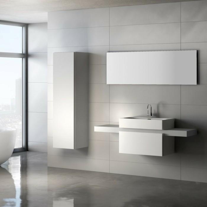 la colonne de salle de bain nos propositions en 58 photos. Black Bedroom Furniture Sets. Home Design Ideas