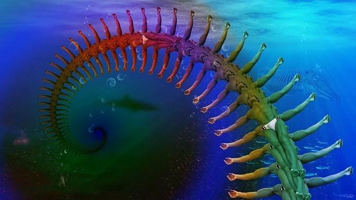 suite-de-Fibonacci-en-bleu-et-vert-avec-des-figures-humaines-resized
