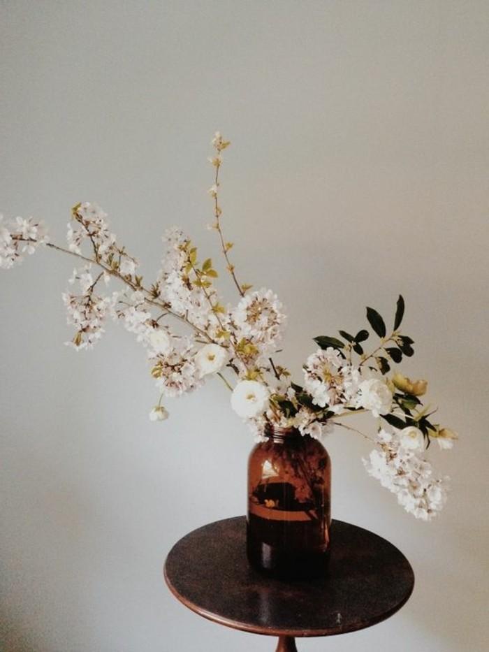 50 images magnifiques pour la meilleure composition de fleurs - Centre de table a faire soi meme pour noel ...