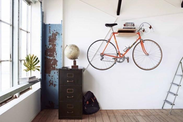 astuce rangement velo free voir taille relle with astuce rangement velo great rtelier range. Black Bedroom Furniture Sets. Home Design Ideas