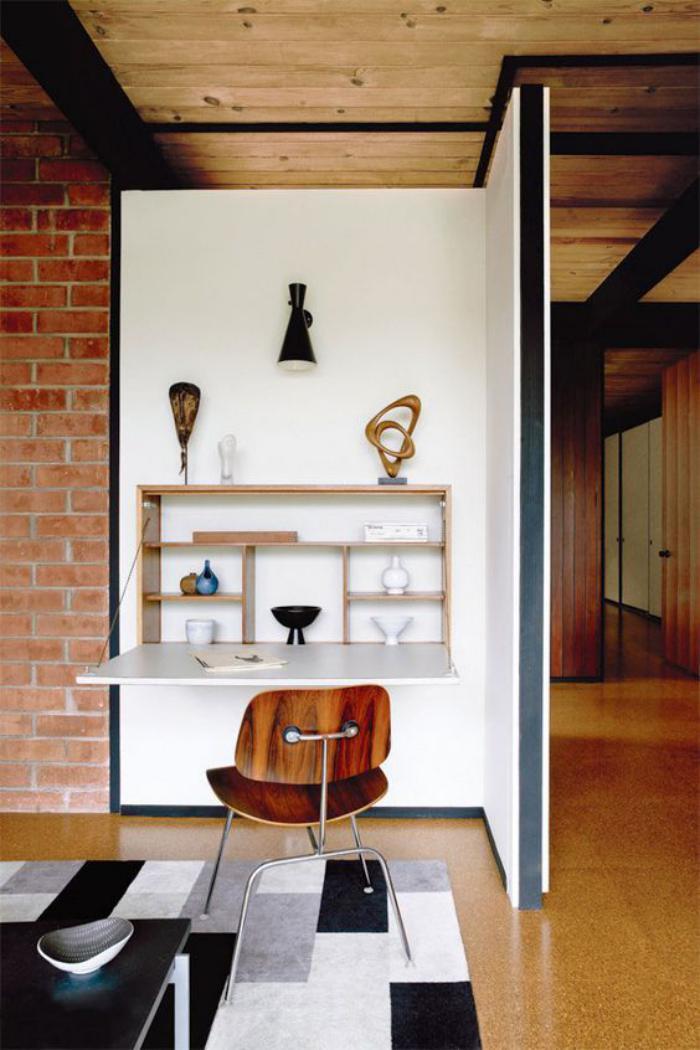 63 mod les originaux de table gain de place. Black Bedroom Furniture Sets. Home Design Ideas