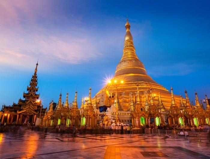 temple-bouddhiste-Myanmar-Shwedagon-Paya-pagoda