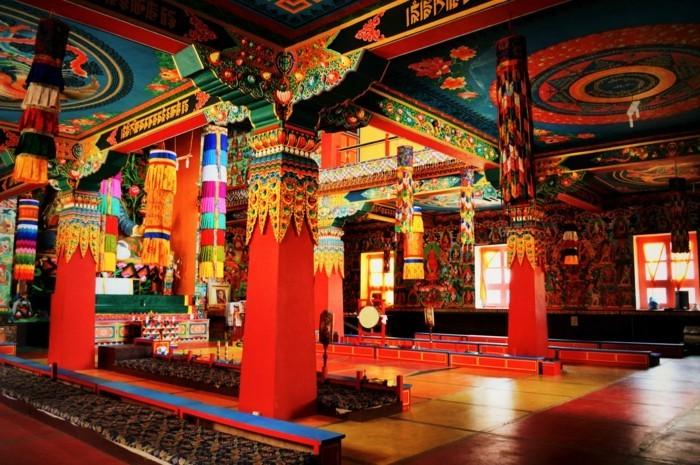 Decoration De Table Halloween : Temple bouddhiste centre de sagesse et paix