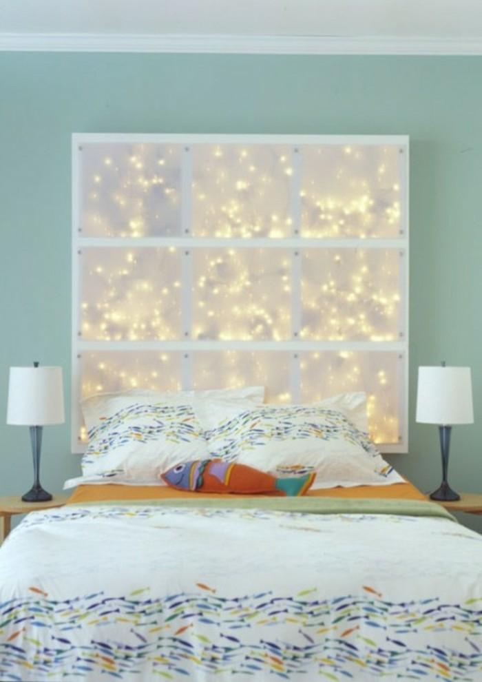 les meilleures id es pour cr er votre dosseret de lit. Black Bedroom Furniture Sets. Home Design Ideas