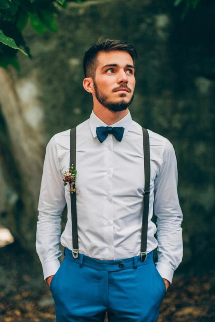costume mariage homme bleu. Black Bedroom Furniture Sets. Home Design Ideas