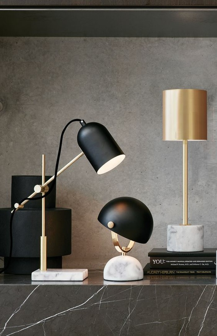 comment choisir votre lampe de bureau design alin a leroy merlin. Black Bedroom Furniture Sets. Home Design Ideas
