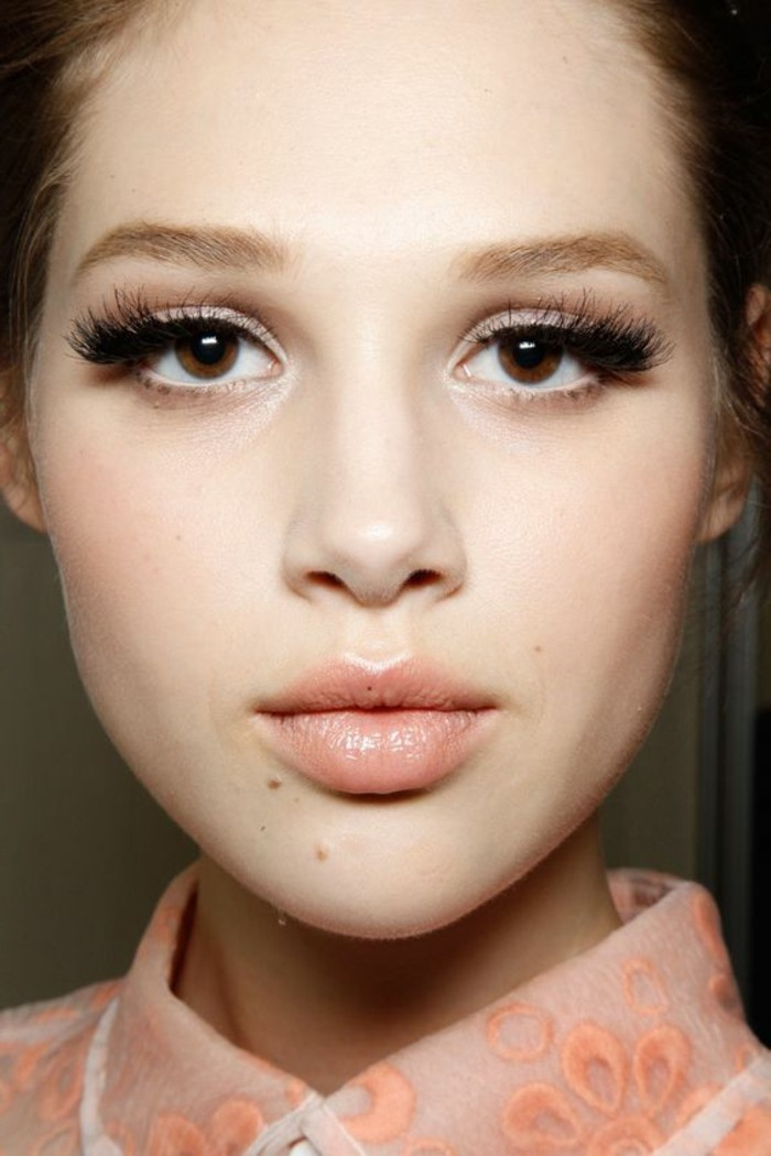 0-maquillage-pour-yeux-marrons-idees-tuto-maquillage-yeux-marrons-visage-femme