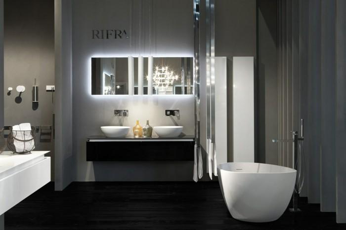 O trouver le meilleur miroir de salle de bain avec for Ou trouver meuble salle de bain