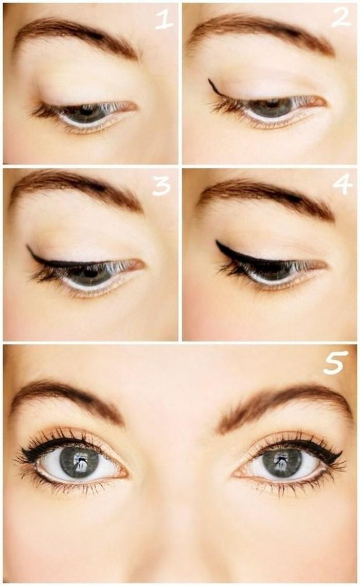0-tuto-maquillage-yeux-de-biche-a-faire-vous-memes-maquillage-année-60