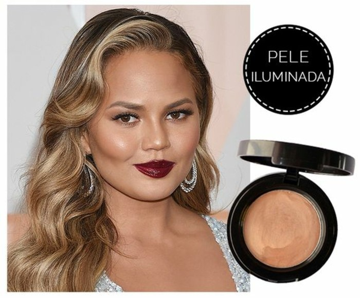 00-comment-reussir-le-maquillage-de-stars-chrissy-teigen-maquillage-yeux-marrons
