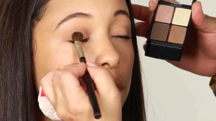 00-maquillage-pour-yeux-marron-maquillage-tuto-facile-pour-yeux-marron