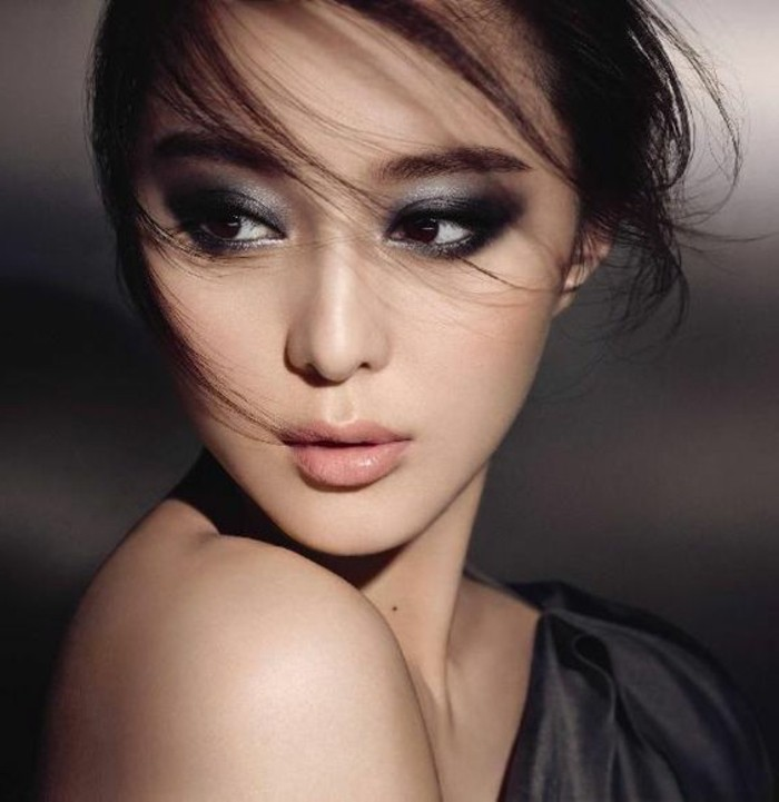 maquillage asiatique