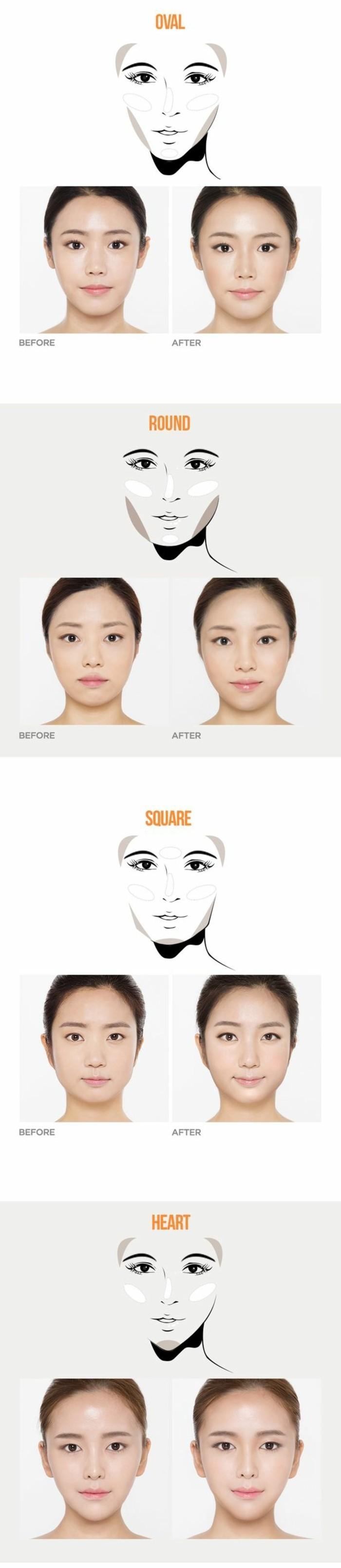 000-maquillage-asiatique-apprendre-a-se-maquiller-selon-la-forme-de-visage