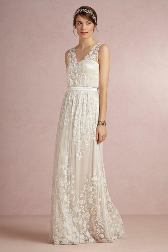 Idee robe pour mariage civil