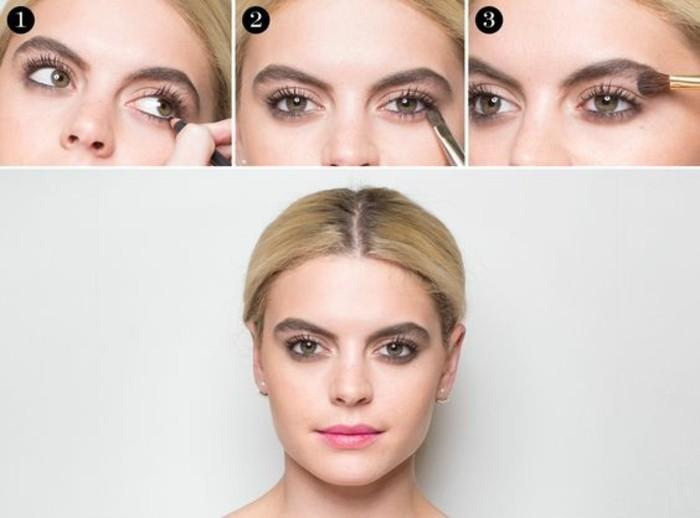 0000-comment-resussir-les-yeux-de-biche-maquillage-yeux-marrons-cheveux-blonds-femme