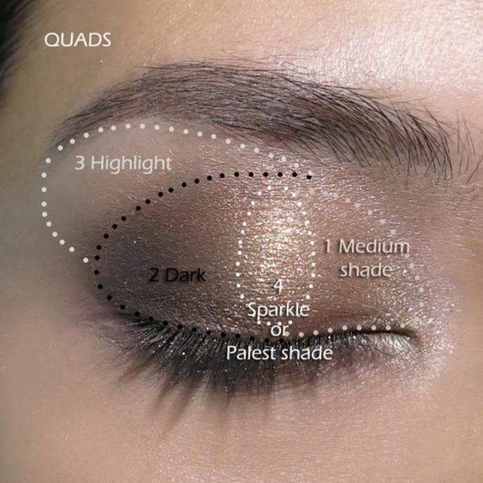 0000-maquillage-smokey-eye-en-marron-doré-maquillage-tendances-2016