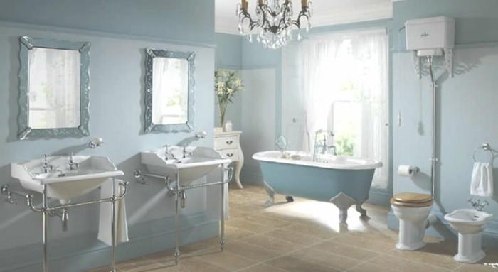 01-Salle de bain italienne en bleu