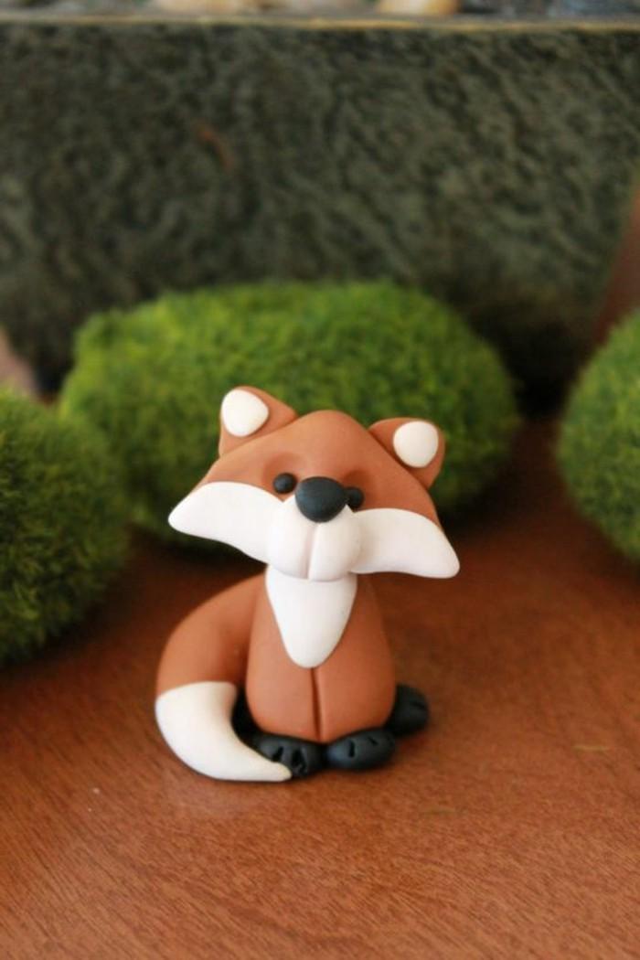 09-Sculpture de jardin un renard