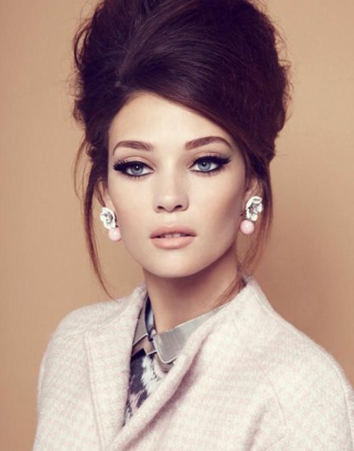 Souvent 56 idées comment réussir un maquillage yeux de biche XF52