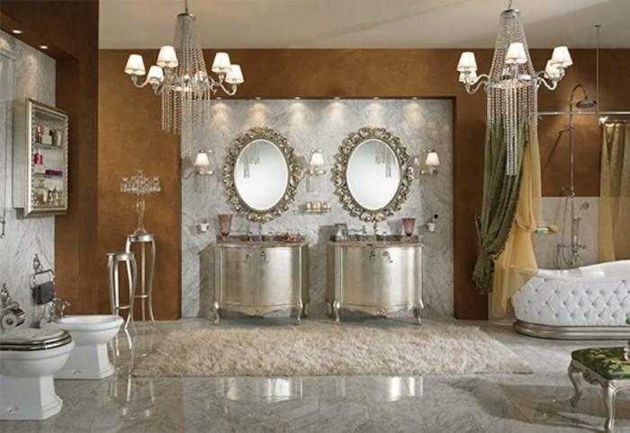 Salle de bain italienne plus de 60 propositions en photos for Salle de bain de luxe italienne