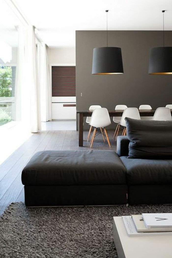 le gris va avec quelle couleur. Black Bedroom Furniture Sets. Home Design Ideas