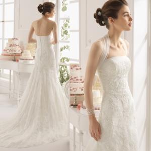 Les tendances chez la robe de mariage civil en 60 images!