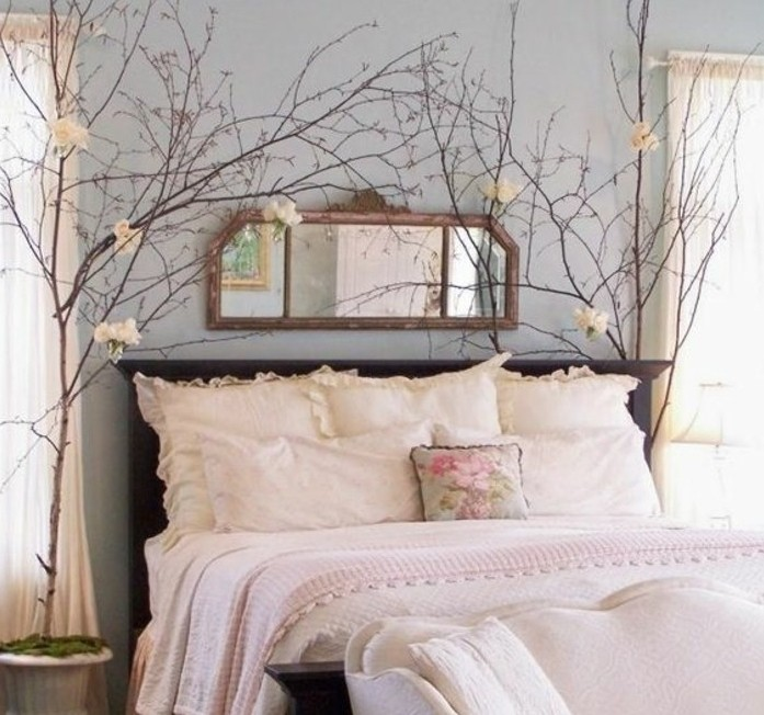 id es de d co chambre adulte et b b. Black Bedroom Furniture Sets. Home Design Ideas