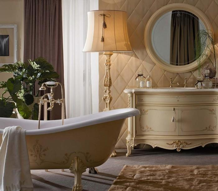 23-Leroy Merlin encore une salle de bain en beige