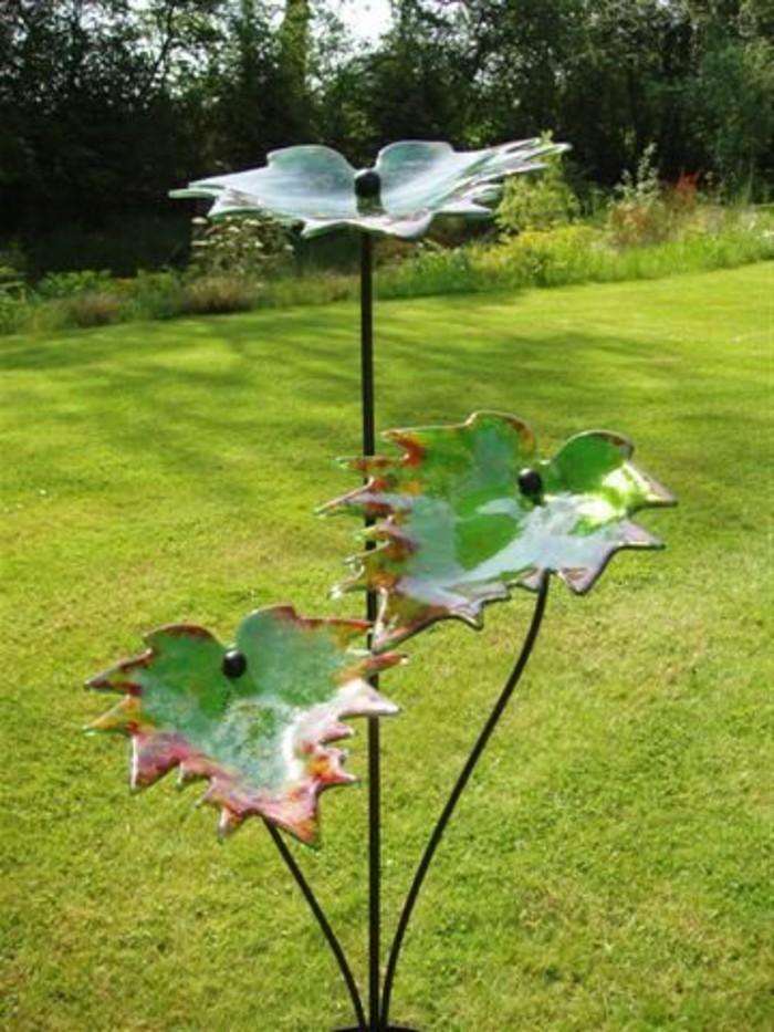 Sculpture dans le jardin plus de 90 photos pour vous for Plante artificielle jardin