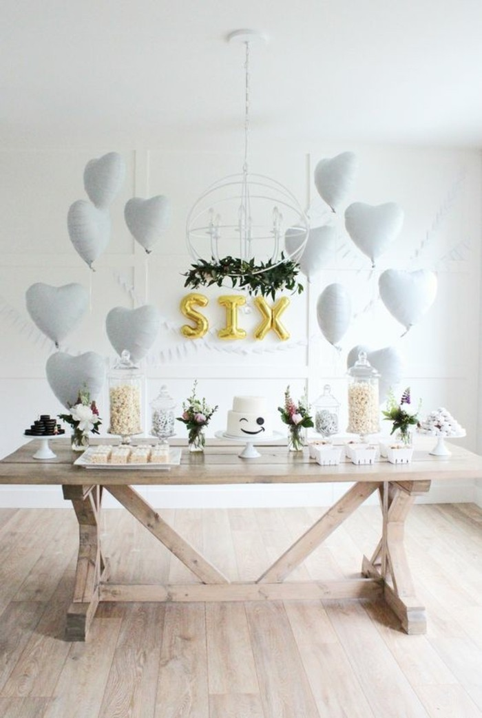 D coration avec des ballons plus de 60 photos pour vous for B day decoration photos