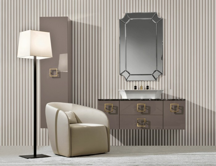 26-Exemple salle de bain au lampion allume