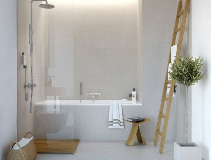 Luxe applique neon salle de bain zochrim idées de décoration