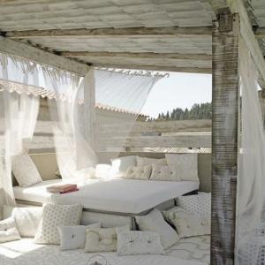 Aménager une terrasse... ?! Plus de 50 idées pour vous!