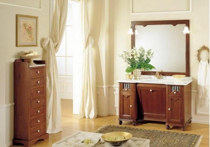 31-Exemple salle de bain couleur de lin