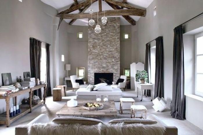 Avec quelle couleur associer le gris plus de 40 exemples - Peinture gris perle chambre ...