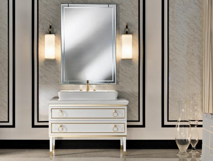 36-Exemple de salle de bain aux deux lampes allumees
