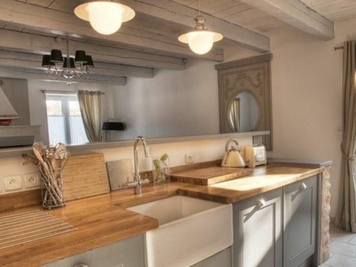 Avec quelle couleur associer le gris plus de 40 exemples - Maison gris perle ...