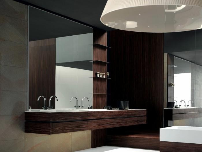 40-exemple salle de bain a la lampe tres grande