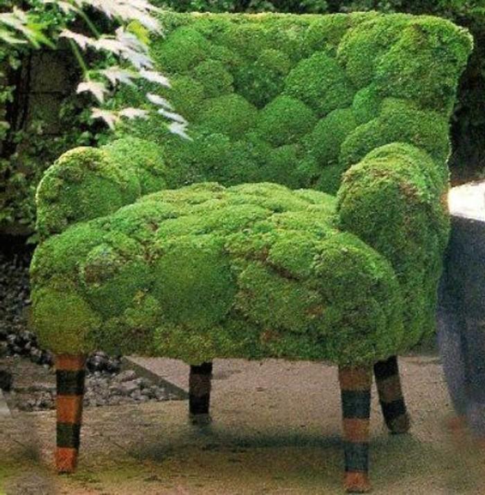 42-entretien du gazon - un fauteuil