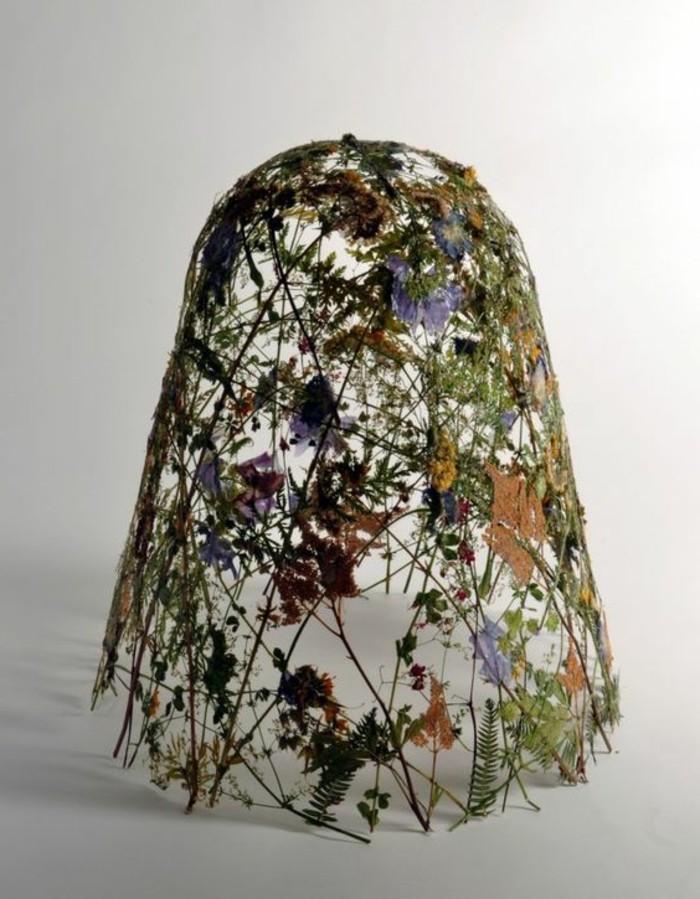 66-Sculpture exterieure design en chapeau