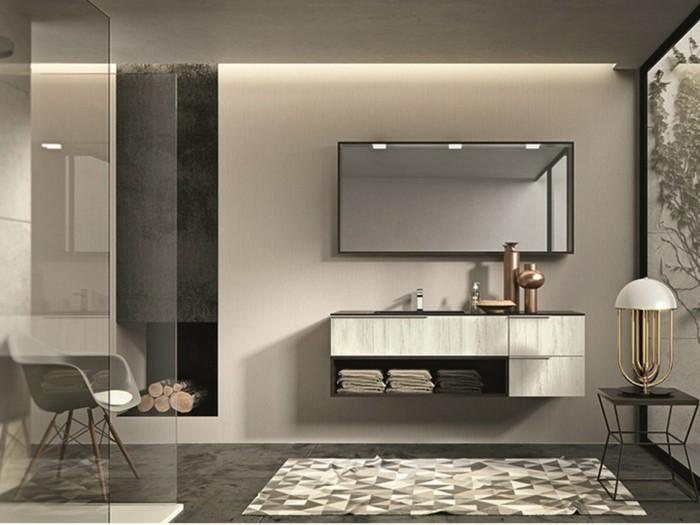 Edoné-by-Agorà-Group-miroir-avec-luminaire-led-salle-de-bain-couleur-taupe